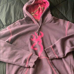 Tops - Browning hoodie